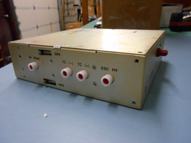 DPS HV FILTER POWER SUPPLY 0010-30139