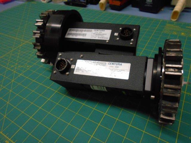 MOTOR ROBOT ASSY AMAT 5200 ENDURA HP 0010-70264