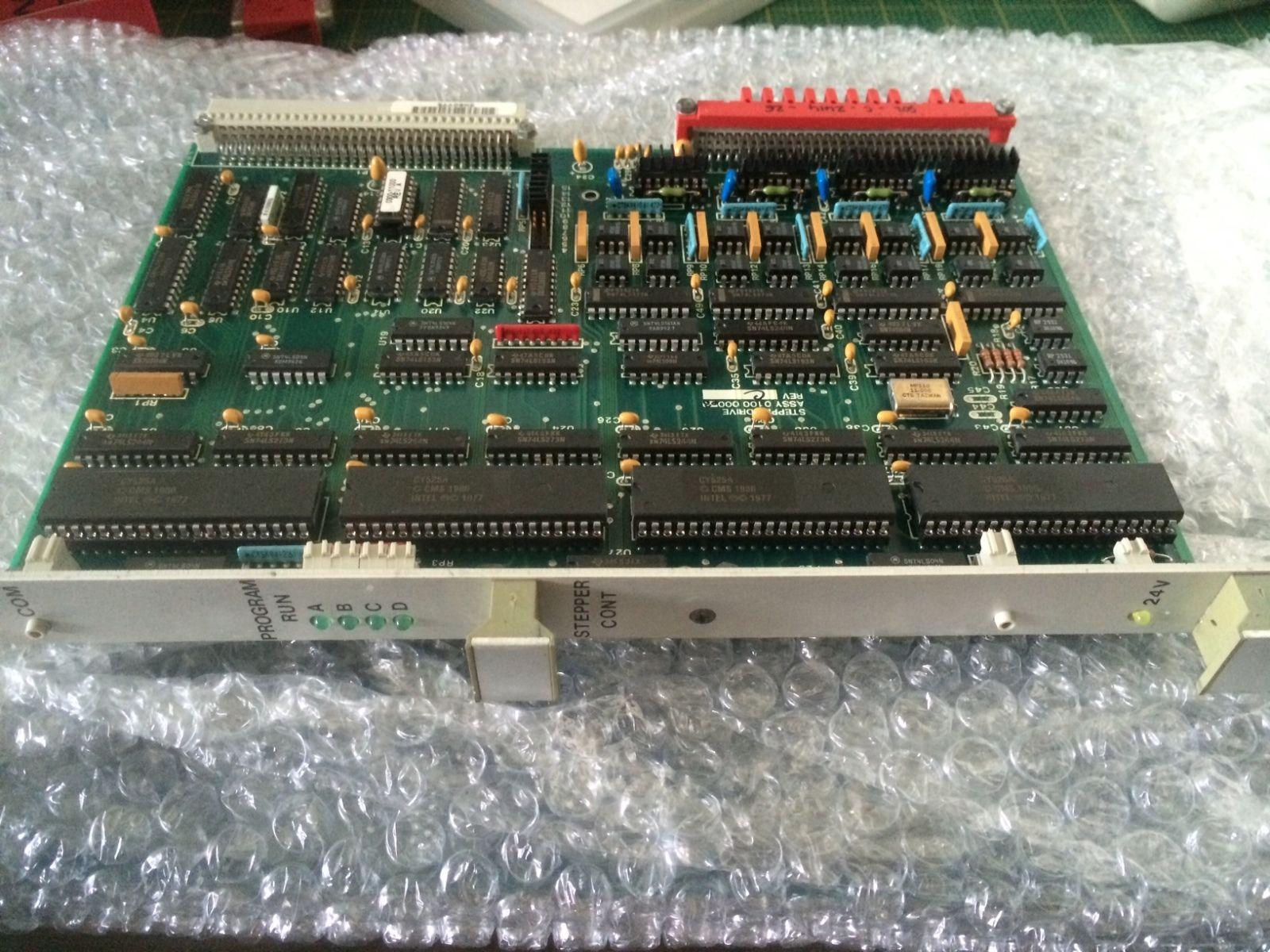 PCB  STEPPER CONTROLLER 0100-00003
