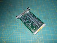 VIDEO SERIAL INTERFACE BOARD 0100-00388