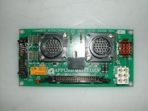 PCB CHBR INTERCON BD  AMAT 0100-09099