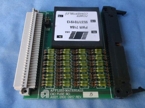 PCB DI/DO FUSE 28LINE BWCVD 0100-09117