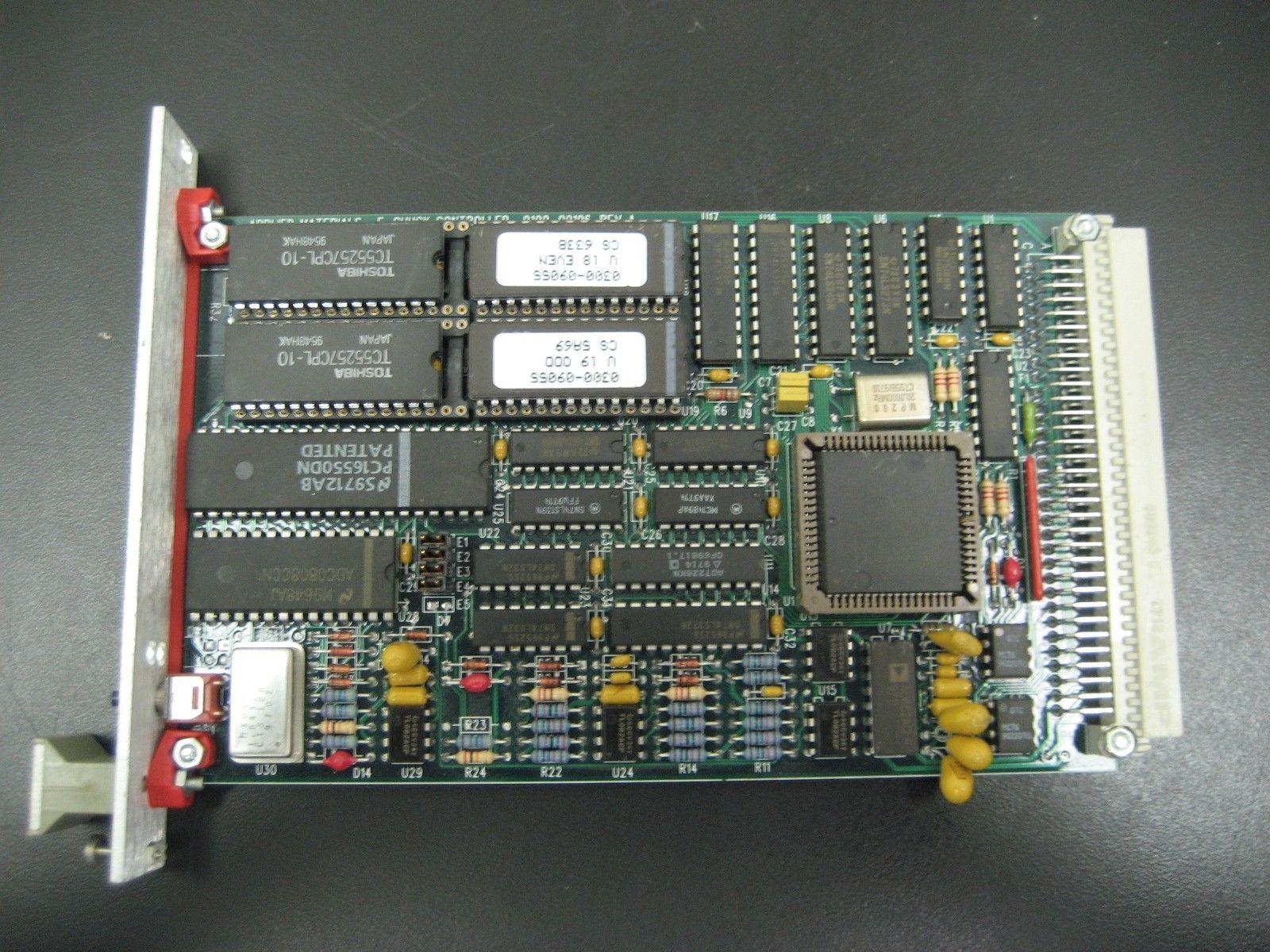E CHUCK CONTROLLER ASSY PCB 0100-09196