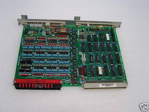 ANALOG OUPUT PCB 0100-11001