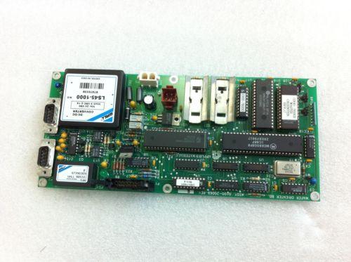 WAFER ORIENTER PCB 0100-20069