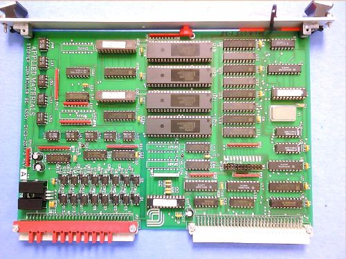 STEPPER CONTROLLER PCB 0100-20173