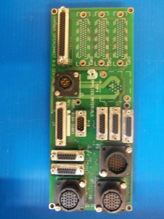 PCB- CHAMBER INTERCONNECT B-D 0100-35083