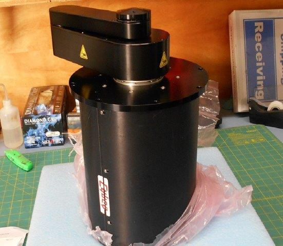 CYBEQ 3 AXIS ROBOT 0125-1100