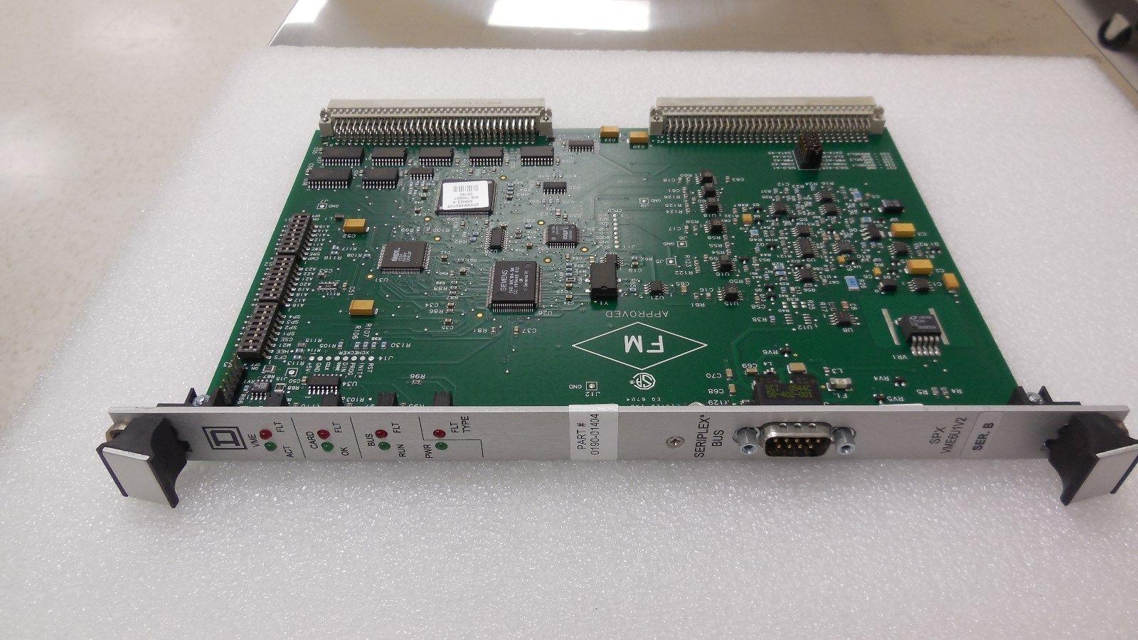 SQUARE SERIPLEX BUS PCB 0190-01404