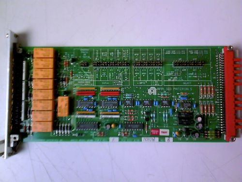 PCB  CHAMBER INTERFACE W/ FRONT PANEL 0190-70108