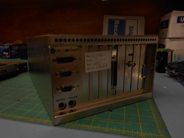 MOD ASSEMBLEY P100/16M CONTROLLER 02-132030-00
