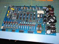 MICROTRACK MICROCOMPUTER CONTROLLER MOTHERBOARD 1000181