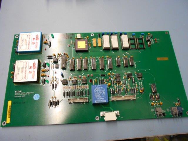 MOTOR CONTROL PCB 5990-0181-0001