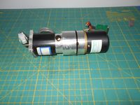 STAGE AXIS MOTOR 720-03646-000