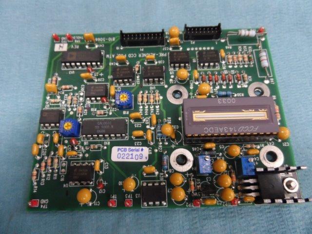 PREALIGNER CCD PCB 810-5066-002