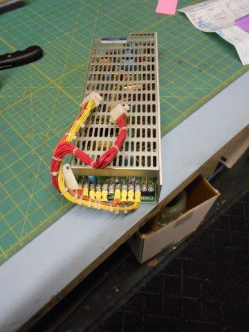 Power Supply (5V 30A, 15V 6A, -15V 4A, -5V 4A) 853-009231-002-B