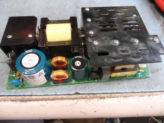 FLU 23, 5VDC, 12V POWER SUPPLY 901420