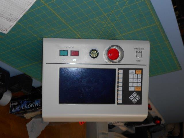 MONITOR L3510 P/N 95-0295 DISPLAY PANEL EL8358MS