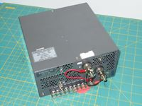 100-120V @ 16A 200-240 @ 8A 50/60HZ 821W POWER SUPPLY EWS600-48