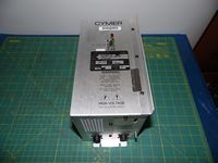 3 PHASE DRIVER P/N 06-020850 ISS1201-120-1002-85