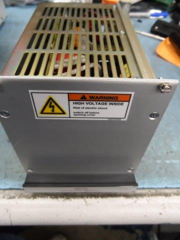 1200 VOLT P/N 00.220.687.9 POWER SUPPLY NCE 1200 - 50 NEG.