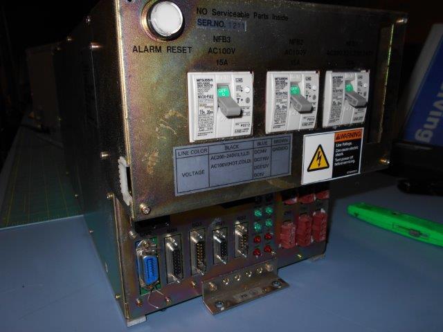 500 WATT POWER SUPPLY P/N 3380-000338-12 NJD-5979
