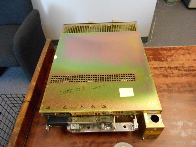 10,000 WATT, 800 AMP, 12.5 V DC HV POWER SUPPLY P63E-12.5800DD