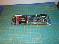 SBC CARD PCA-6186