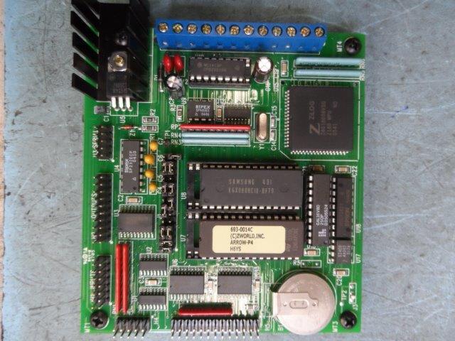 MICRO CONTROLLER PCB SBC270A2