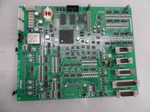 MAIN COMMUNICATION BOARD TAS-MAIN