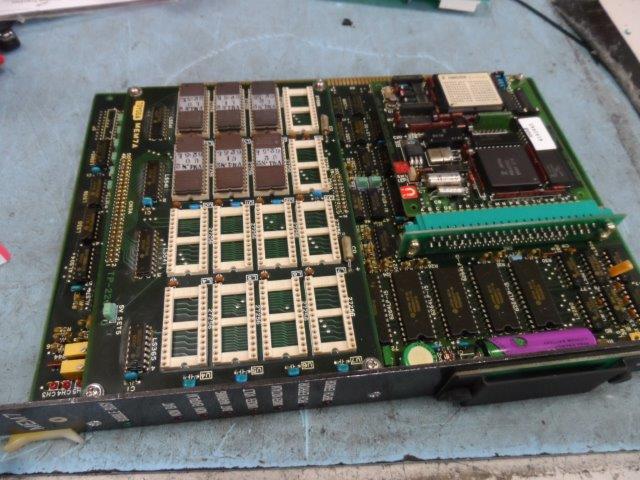 BUBBLE MEMORY BOARD TP-2261-0