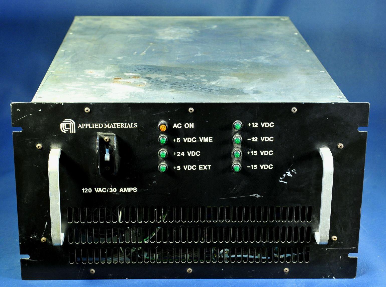 12V DC POWER SUPPLY P/N 0190-1893 VAD610664
