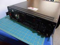 HIGH VOLTAGE POWER SUPPLY WX75M12-0XX
