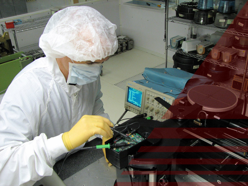 cleanroom technician drl